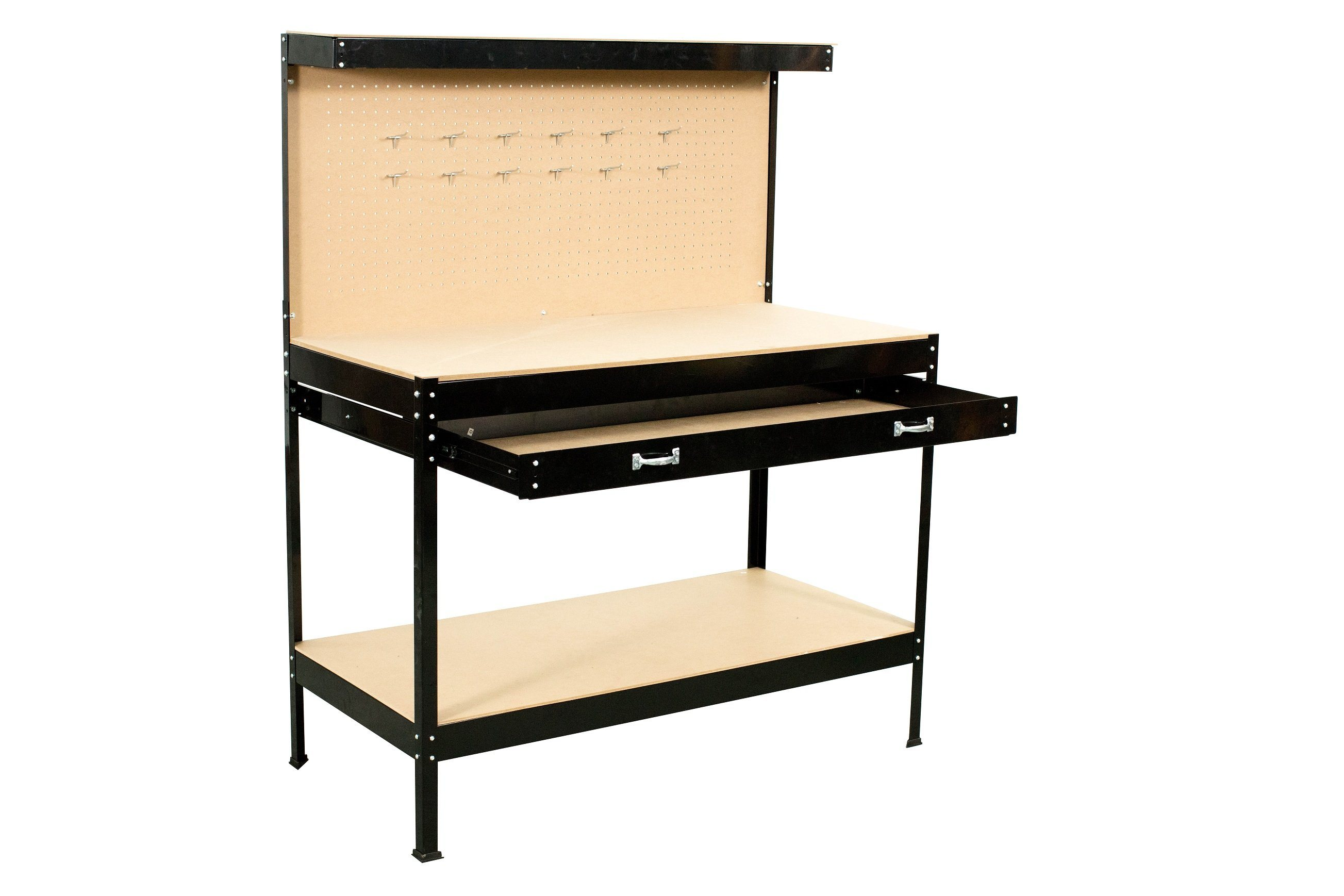 Sensational Hot Item Heavy Duty Workbench With Single Large Drawer Wb005 Ocoug Best Dining Table And Chair Ideas Images Ocougorg