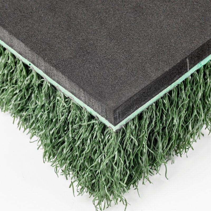Stance Mat Home Gym Rubber Floor Carpet