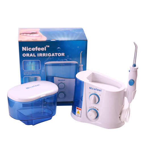 Dental Equipment Oral Water Irrigator with UV Nozzles Sterilized Lamp pictures & photos