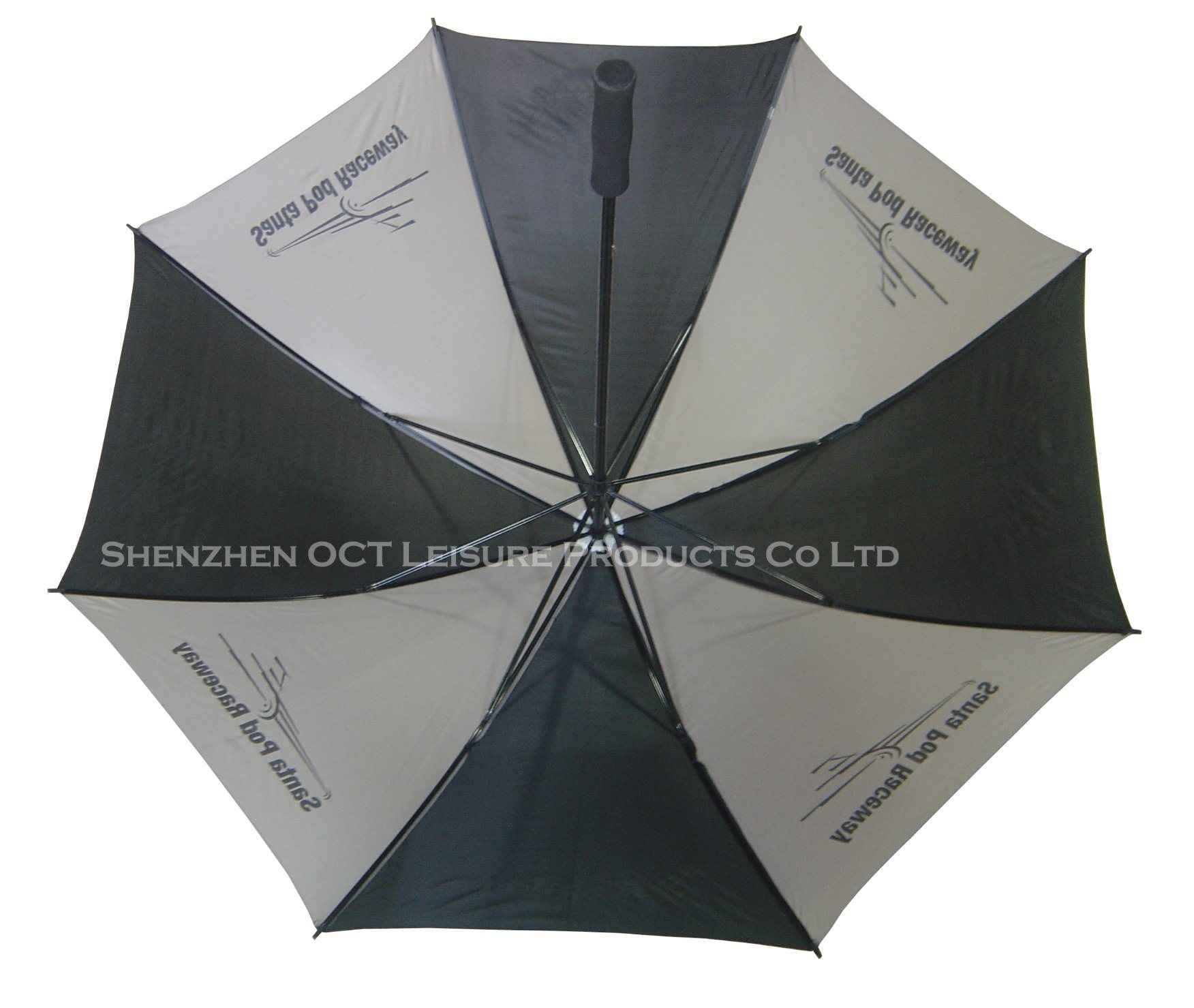"Standard 30"" Golf Umbrella with Cool Logo Printing"