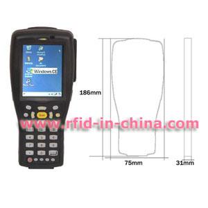 China Handheld RFID Reader Writer Series - China Uhf Handheld Rfid