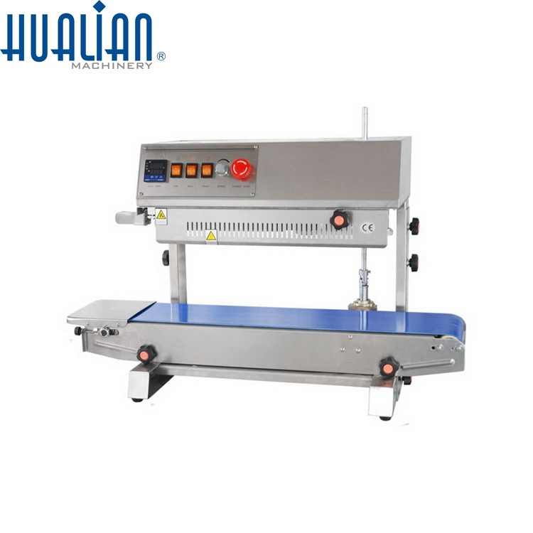 [Hot Item] FR-770II Hualian Automatic Continuous Band Sealer and Plastic  Bag Sealing Machine