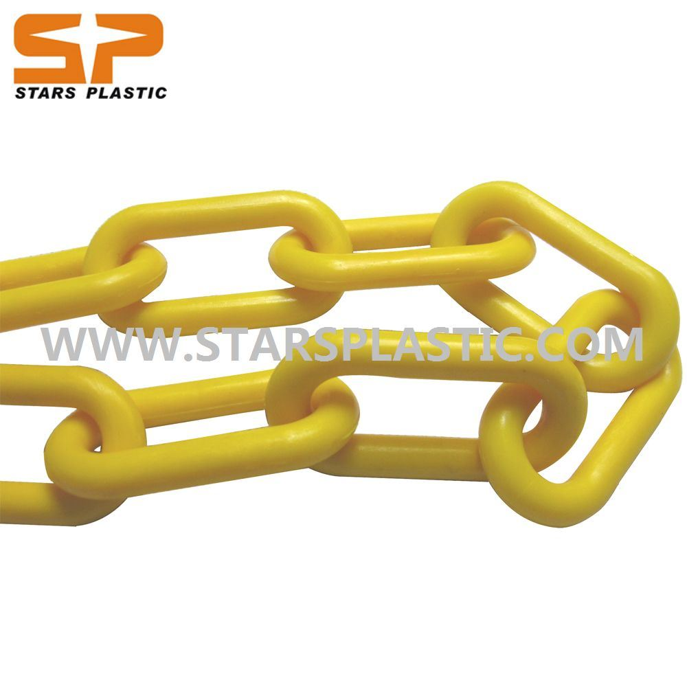 x chain l garden and ebay decorative safety posts chains systems barrier plastic health fence