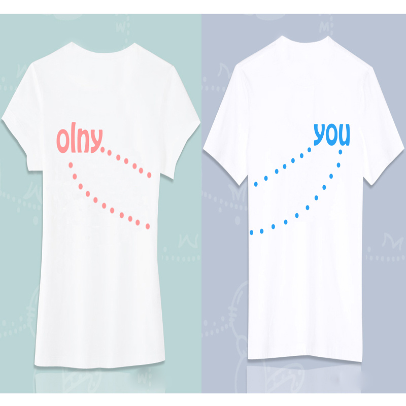 China 2016 Fashion Love Couple Bulk Blank Custom Couple T Shirt China 2016 Fashion T Shirt And Love Couple T Shirt Price