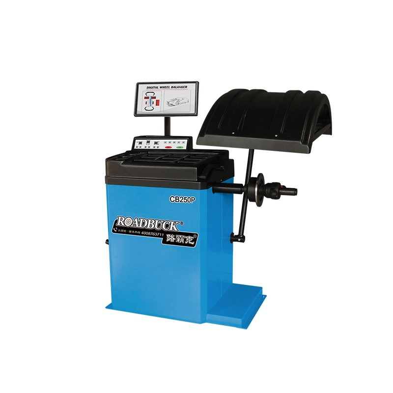 ODM Auto Shop Heavy Duty Car Tyre Balancer for Sale