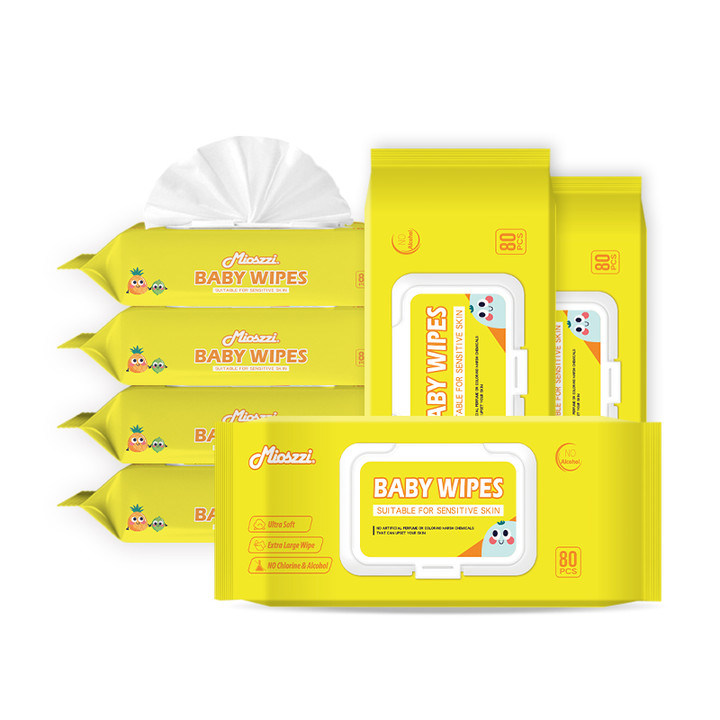 Wholesale Baby Wipes Baby Wipes Korea Natural Baby Wipes