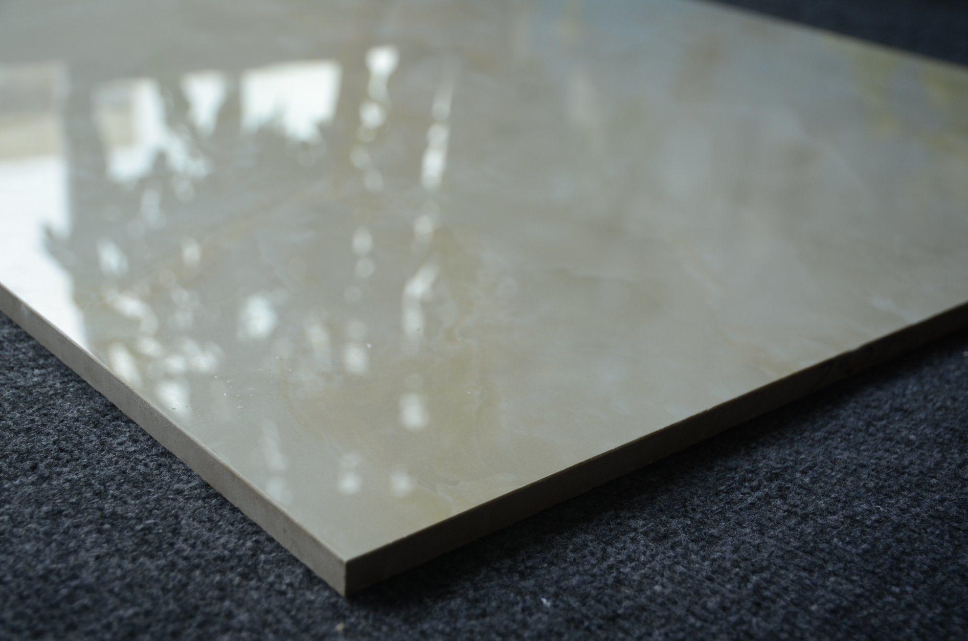 China HS625gn Crema Marfil Marble Tile / Calacatta White Ceramic ...