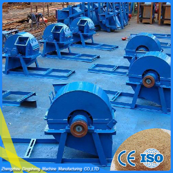 Durable ISO Approved Wood Waste Crusher
