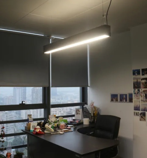 China 4FT Length 60W LED Linear Light Pendant Suspended for