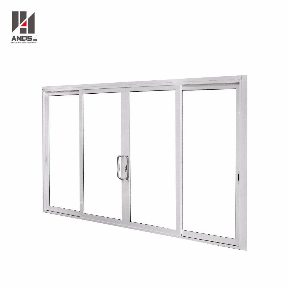 Customized High Quality Double Glazing Aluminum Sliding Door pictures & photos