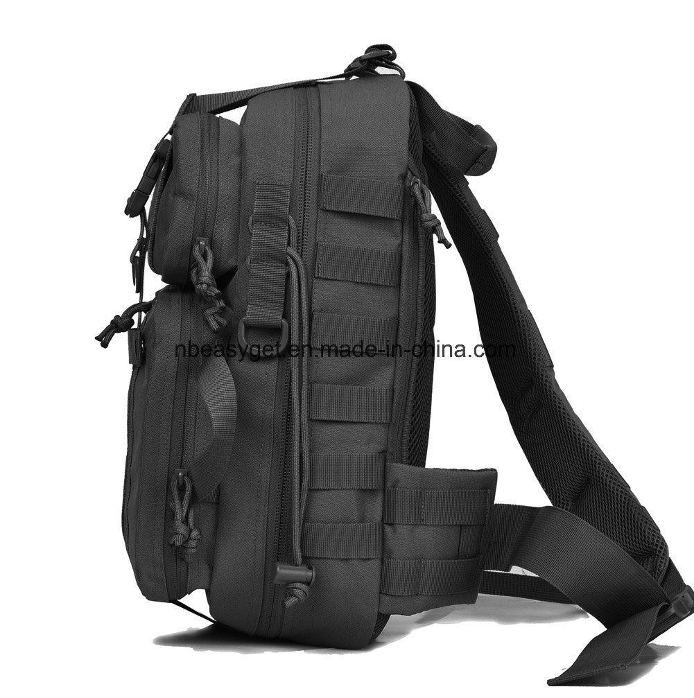 0e1bb3959 Tactical Sling Bag Pack Military Rover Shoulder Sling Backpack EDC Molle  Assault Range Bags Day Pack Esg10440