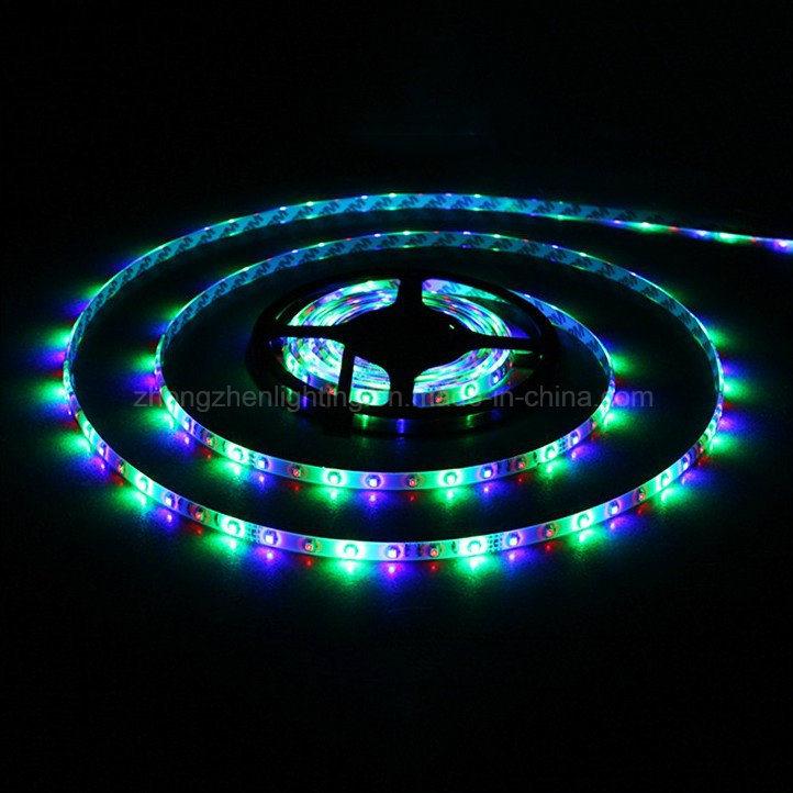 newest b7f0b 79880 [Hot Item] SMD3528 RGB 12V Non-Waterproof Multicolor Flexible LED Strip  Light