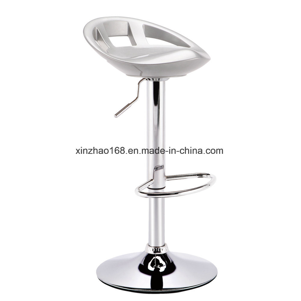 Outstanding Hot Item Best Design Pu Moon Bar Chair Modern Adjustable Swivel Bar Stool Gmtry Best Dining Table And Chair Ideas Images Gmtryco