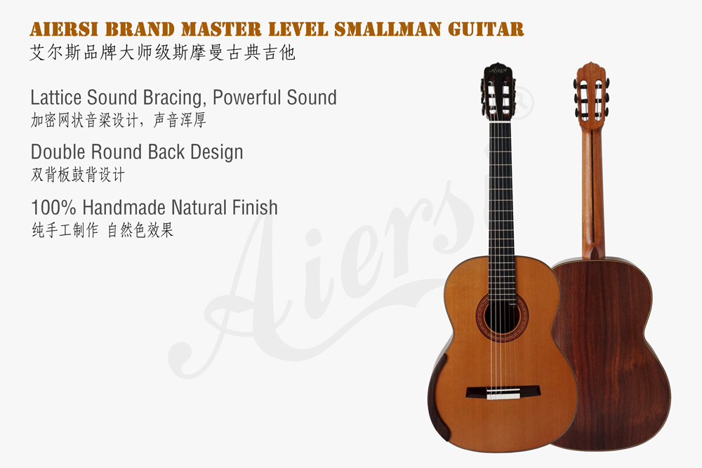 High Grade Handmade Classical Smallman Guitar for Sale pictures & photos