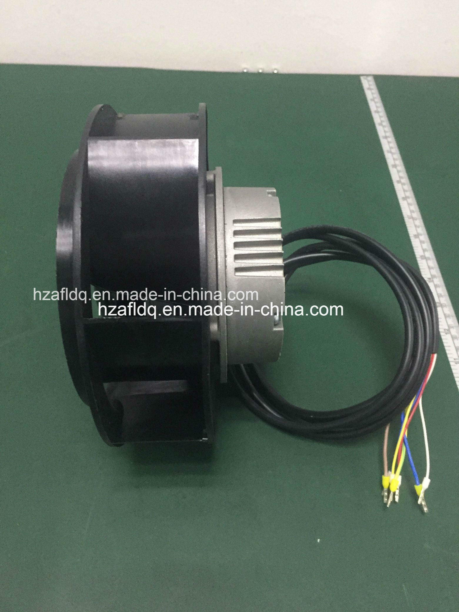 Afl Ec Backward Centrifugal Fan 175 mm