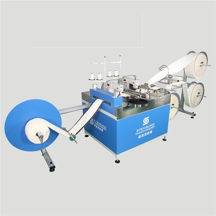 Mattress Automatic Border Tape Decoration Sewing Machine (PT-4)