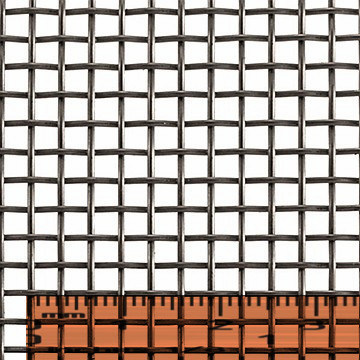 China Stainless Steel 8X8 Woven Wire Mesh - China 304 Stainless ...