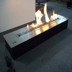 china automatic bioethanol burner fireplace af100 with remote