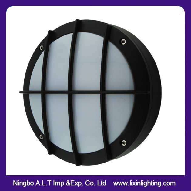 LED Aluminum Bulkhead Lamp with Round Shape Moonhalf Shape