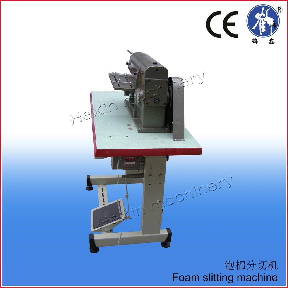 Leather Foam Sheet Strip Slitting Cutting Machine pictures & photos