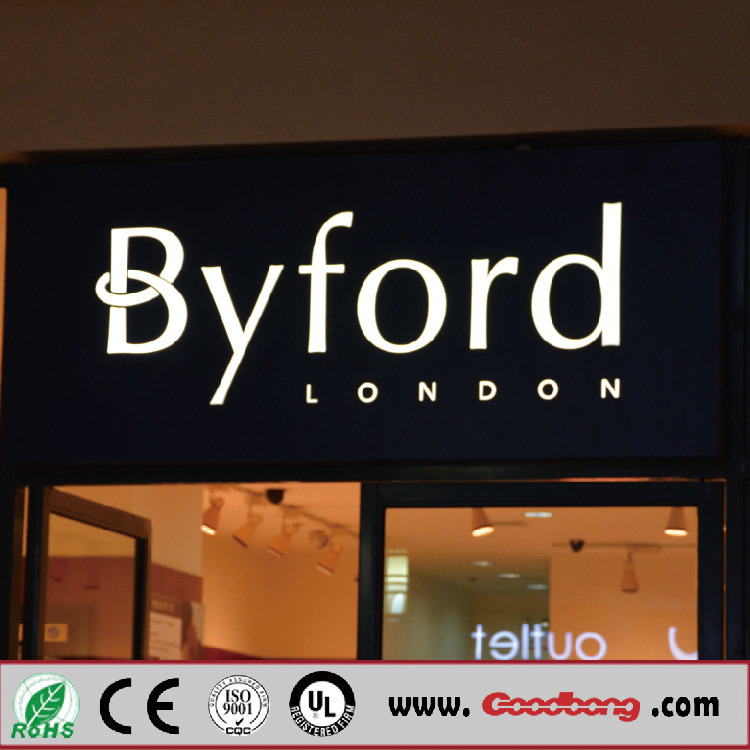 LED Illuminated Metal Letter Signages Front Door Signs pictures & photos