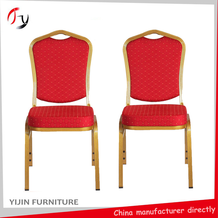 Stacking Aluminum Wedding Restaurant Hotel Banquet Chair (BC-01) pictures & photos