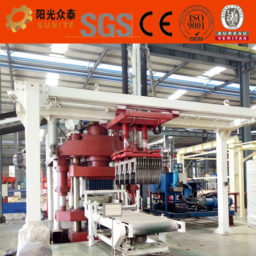 China High Efficiency Autoclaved Aerated Concrete Block
