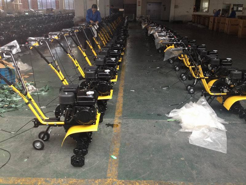 Gasoline 5.5HP Zongshen Tiller (TIG5560) Rotary Cultivator pictures & photos