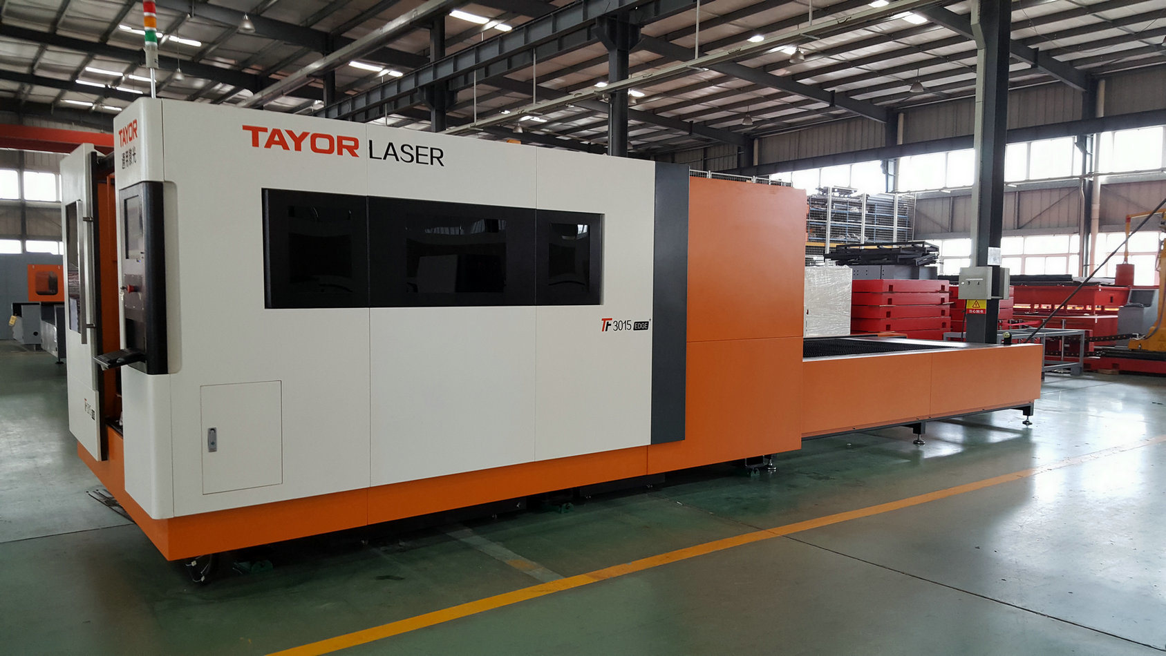 500W, 1000W, 2000W, 4000W Ipg CNC Fiber Laser Cutting Machine pictures & photos