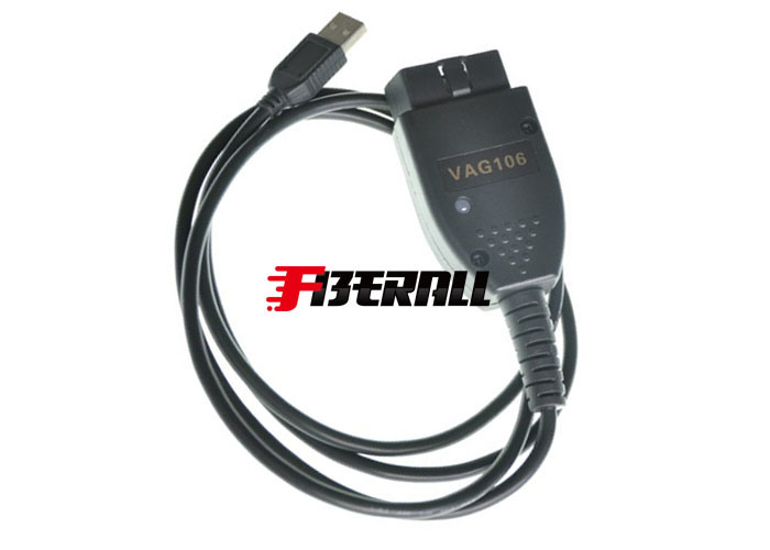 [Hot Item] Vagcom VAG10 6 Diagnostic Cable Vcds Hex USB Interface for VW  Audi