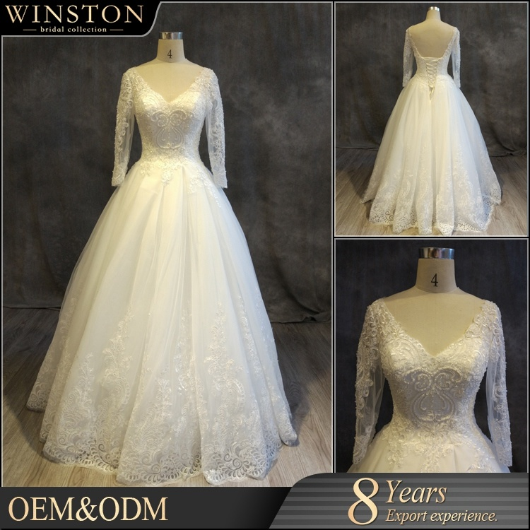 2018 Wholesale China Guangzhou Wedding Dresses Cheap Women Bridal ...