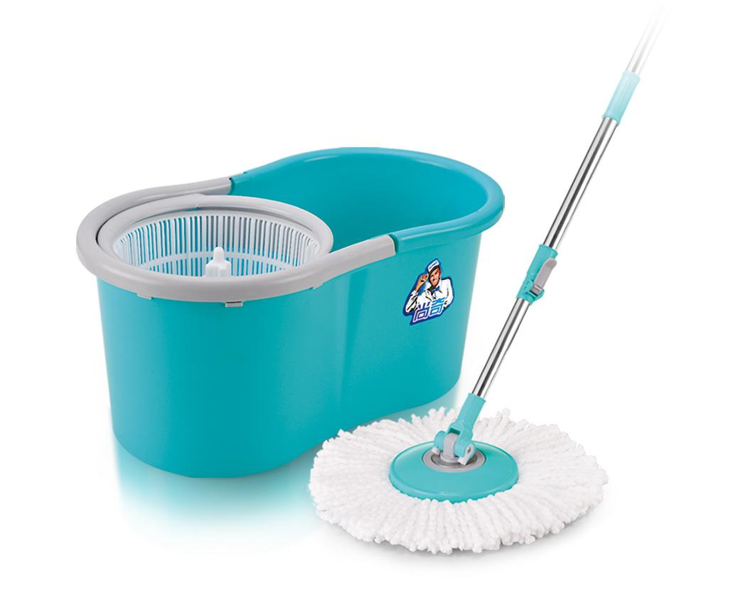 China Roller Wringer Bucket 360 Magic Mop Sweeping Mop