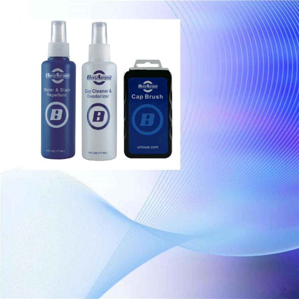 China Water Stain Repellent Spray & Brush & Caps Cleaner - China ...