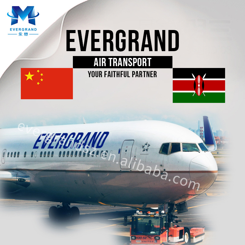 Discounted Express Courier From China to Kenya pictures & photos