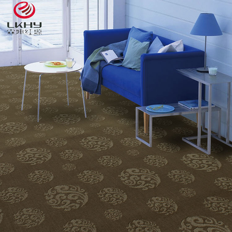 Polyamide Hotel Hall Runner Broadloom