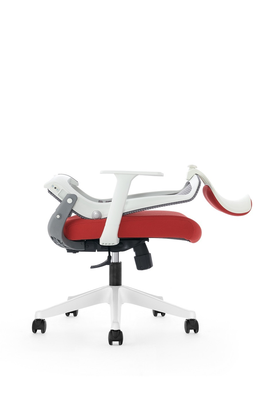 Picture of: China Modern Luxury Folding Back High Back Director Executive Mesh Swivel Computer Office Chair China Furniture Fabric