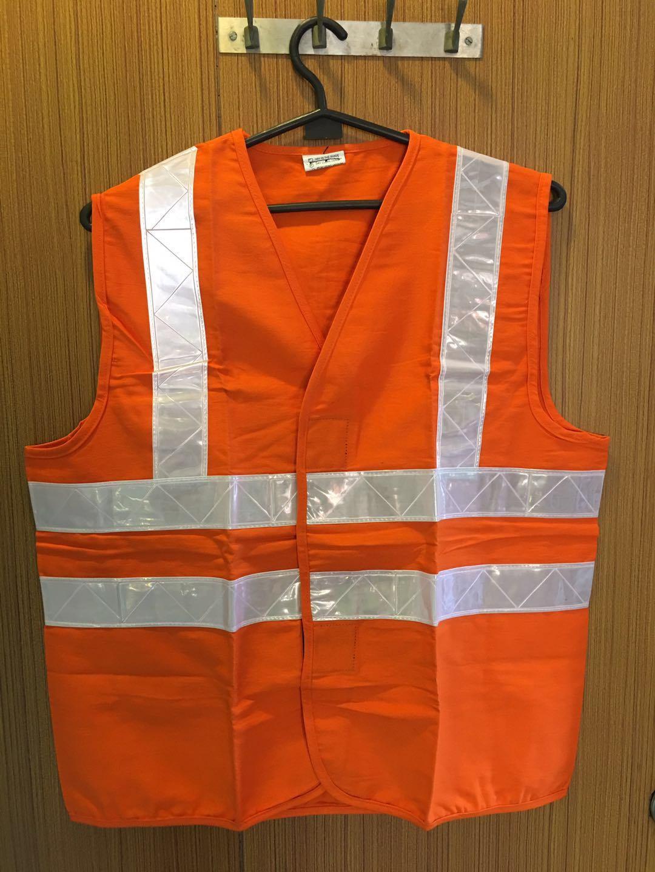Fluorescent Yellow 3XL Result Motorway safety jacket EN471