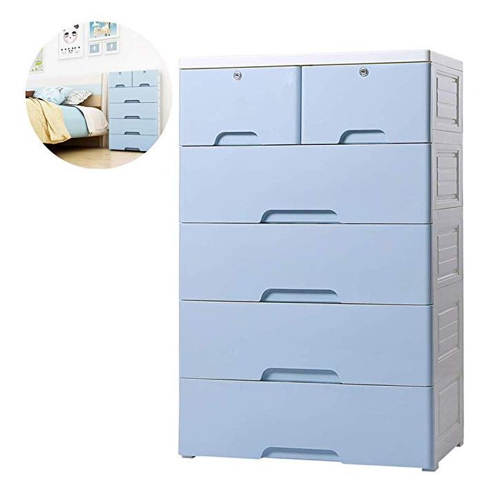 Cabinet Plastic Storage Bin