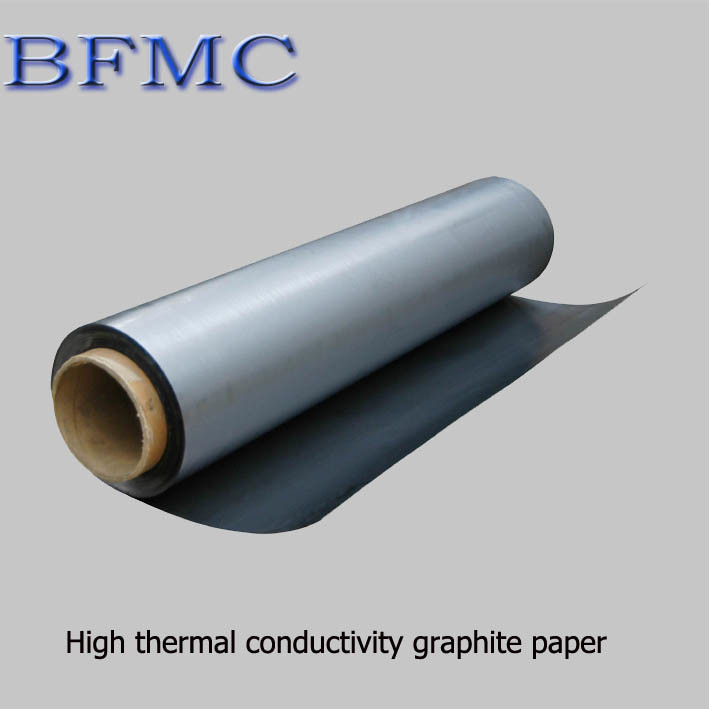 China Flexible Graphite Paper/Graphite Foil/Graphite Sheet in Roll ...