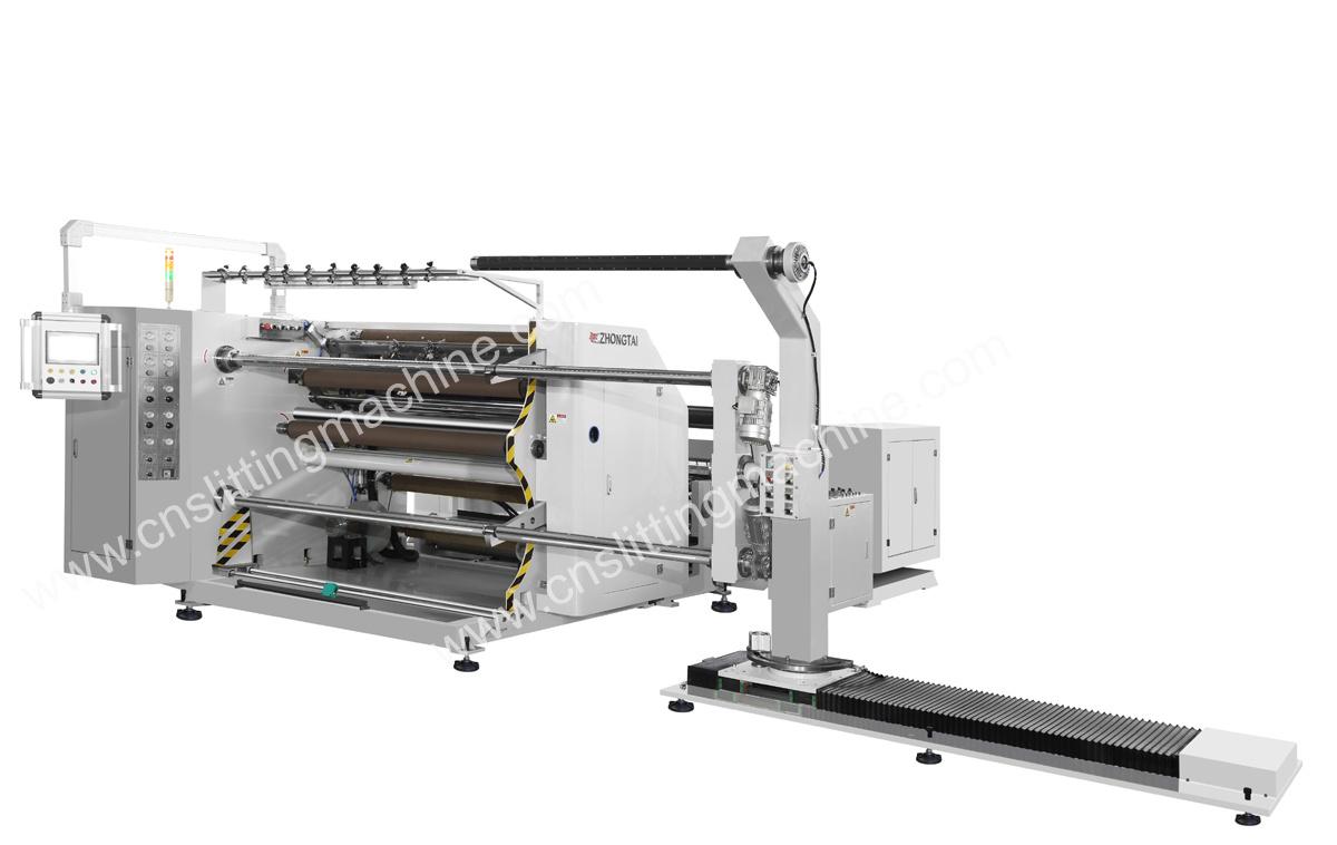 [Hot Item] Sticker Paper Roll Slitting machine