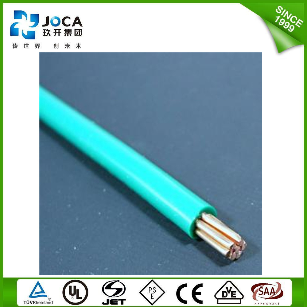 China Electric Power Bare Copper Stranded Thhn Thwn Wire - China Thw ...