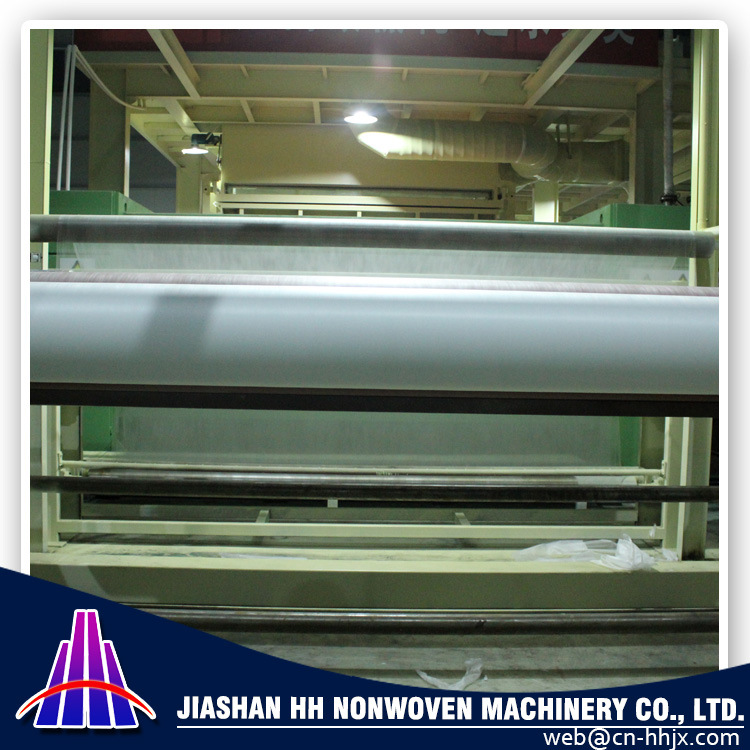 1.6m Double S/ Ss PP Spunbond Nonwoven Fabric Machine
