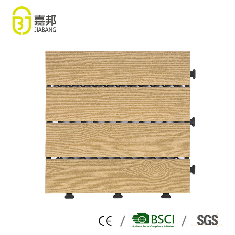 Hot Item Outdoor Portable Waterproof Good One Laminate Flooring Deck Tiles Covering For Patio In Ghana