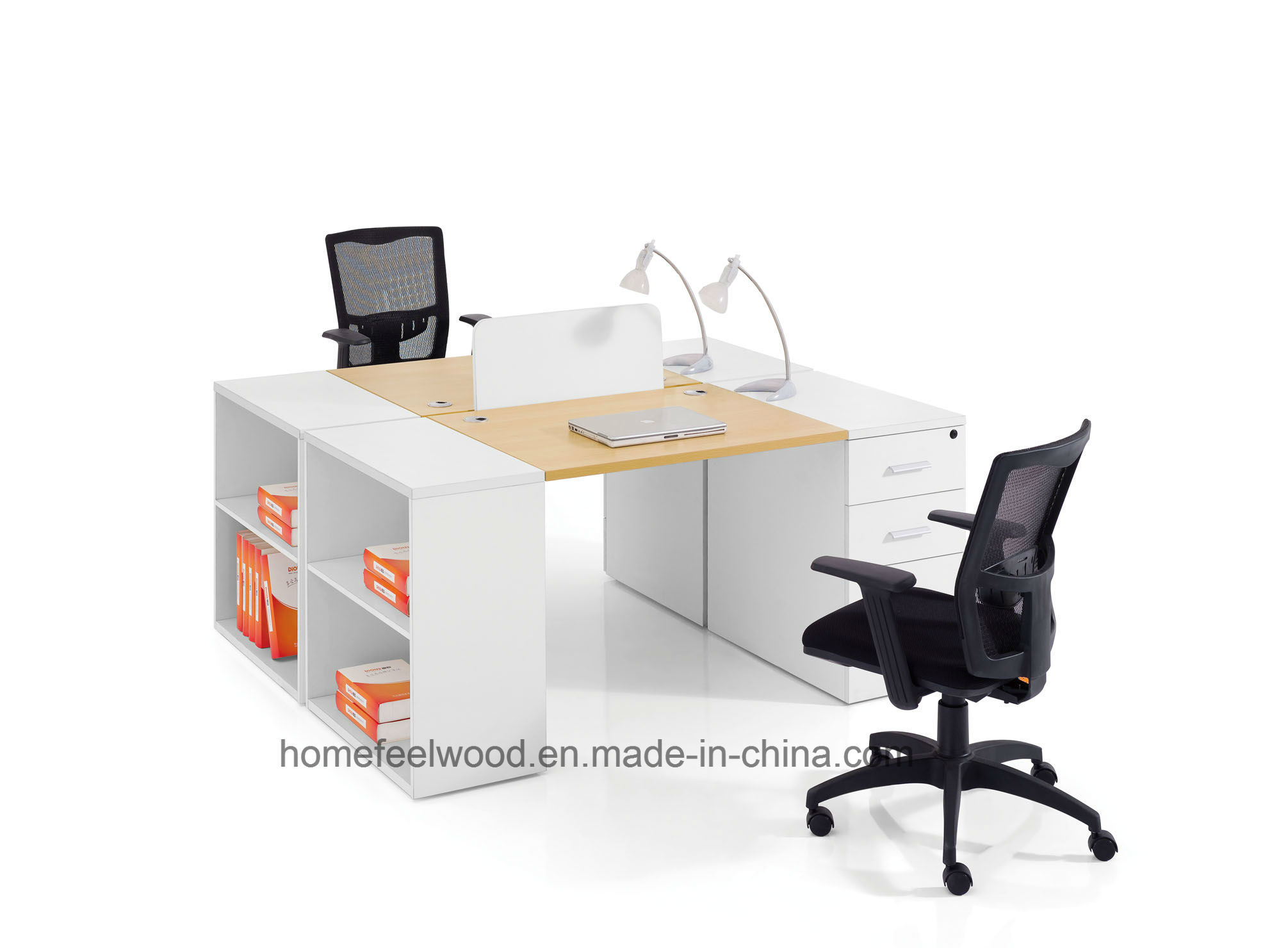cheap office tables. Modern Wooden Cheap Staff Office Furniture Table Computer Desk (HF-GD0116) Tables N