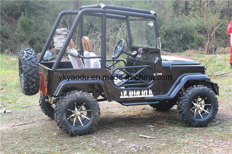 250cc Mini Jeep Without Doors
