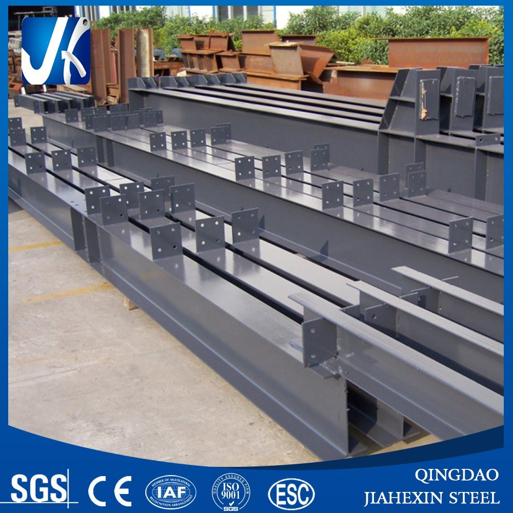 Hot Rolled Mild Steel Factory Price of Hn Quality H-Section Steel Column pictures & photos
