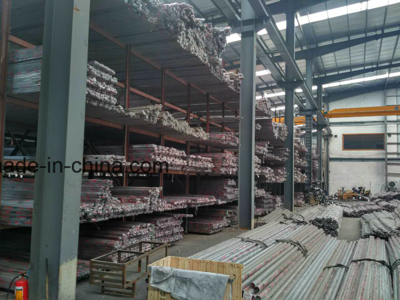 Stainless Steel Pipe for Machinery Parts