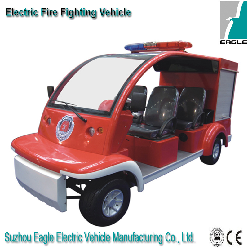 Electric Fire Fighting Vehicle (EG6010F)