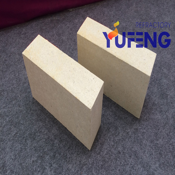 Sillimanite Brick of High Temperature for Glass Furnace