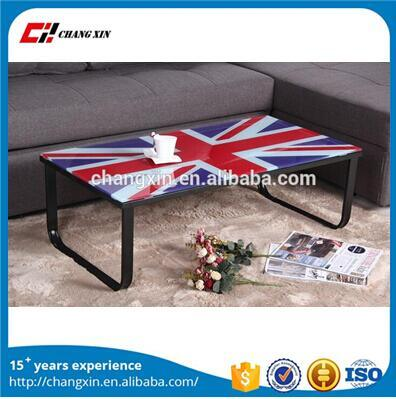 2015 High Quality modern New Hot Sale Glass Coffee Table